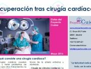Guía: Cómo recuperarse tras una cirugía cardiovascular - Proyecto Cuidar