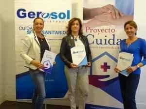 Gerosol y Proyecto Cuidar
